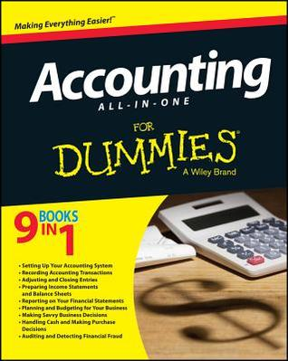 Accounting all-in one for dummies