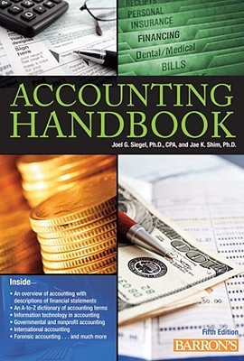 Barron's Accounting Handbook